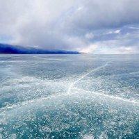 Апрельский лёд :: Татьяна Дубровина