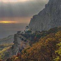 Крым. Форосская церковь. :: Анна Пугач