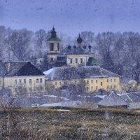 снег идёт :: Георгий А