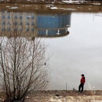 Река Омь :: раиса Орловская