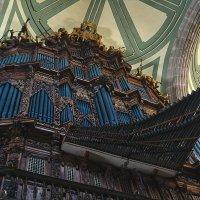 Орган в Кафедральном соборе Мехико :: Михаил Родионов