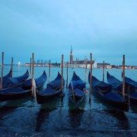 Спят усталые гондолы! :: Susanna Sarkisian