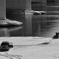 Спуск на воду :: Сергей Шаврин