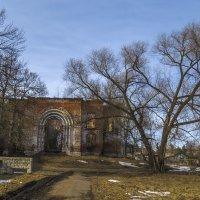 У развалин Петропавловского монастыря :: Сергей Цветков