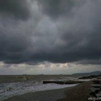 И был шторм!!! :: Олег Семенцов