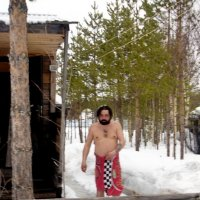 Из бани... :: ИгорьОк Бородин
