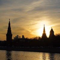 Вечерняя Москва :: Superman 2014