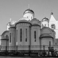 Храм Андрея Боголюбского :: Сергей Лындин