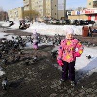 Гоняем голубей :: Ирина Федосеева