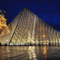 Пирамида Лувра :: Георгий А