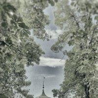 Павильон Глинки. :: Андрий Майковский