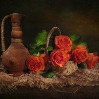 Коралловые розы :: Алла Шевченко