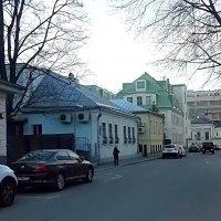 В переулках Замоскворечья :: Елена
