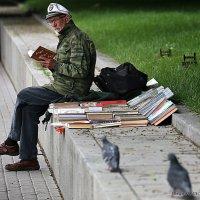 книги старенькие, но хорошие :: Олег Лукьянов