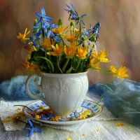 Весенняя акварель :: Маргарита Епишина