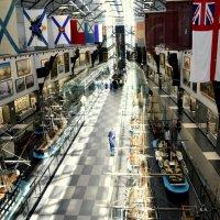 В Центральном военно-морском музее  2 :: Сергей