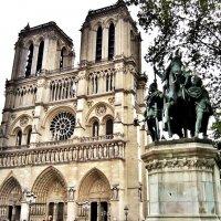 Собор Парижской Богоматери :: Елена (ЛенаРа)