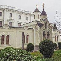 Крестовоздвиженская дворцовая церковь в Ливадии :: ИРЭН@ .
