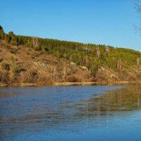 Весенние воды Сылвы :: Алексей Сметкин
