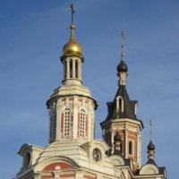 Церковь в центре столицы :: Дмитрий Никитин
