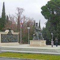 Памятник Александру III в Ливадии. :: ИРЭН@ .