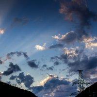 Закат в горах 5 :: Светлана SvetNika17