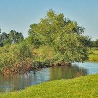 Река Биюк-Карасу :: Яна Горбунова