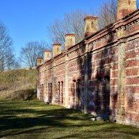 Старая крепость :: Teresa Valaine