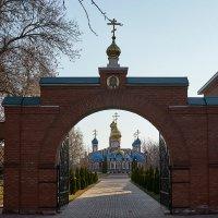 Воскресенский монастырь, Самара :: Олег Манаенков