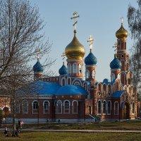 Воскресенская церковь :: Олег Манаенков