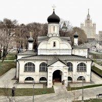 Церковь зачатия Святой Анны :: Елена (ЛенаРа)