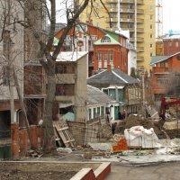 Улица Большая Манежная, 2009г. Воронеж :: Gen Vel
