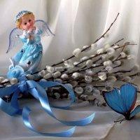 С Праздником! Желаю выбирать пути лишь верные, и ангел пусть убережёт Ваш дом! :: Татьяна Смоляниченко