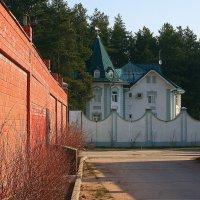 Раньше Черёмушки , а теперь Рублёвки в каждом селе ))) :: Любовь