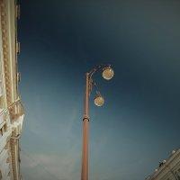 Городские фонари. :: Лариса Красноперова
