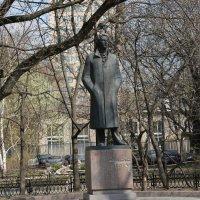 Памятник Блоку, 1993г. :: ZNatasha -