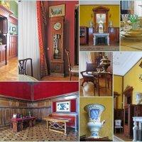 Интерьеры дворца в Ливадии :: ИРЭН@ .