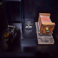 Старые фотоаппараты :: dindin