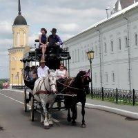 Прогулка на конном омнибусе :: olgadon