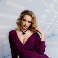 Модель на Фотофоруме 2019 :: Оксана Пучкова