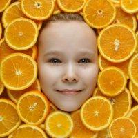 Апельсинка :: Яна Спирина