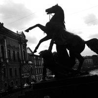 Город на Неве 3 :: Елена Куприянова