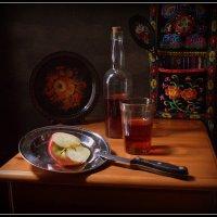 Стаканчик вина... :: Пётр Галилеев