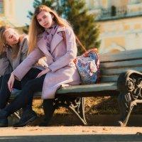 Арина и Юля :: Евгений Бегунов-Воронов