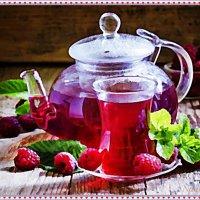 Чай с малиной :: Лидия (naum.lidiya)