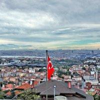 Вид на Стамбул :: Николай Коротких