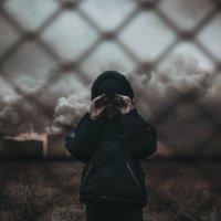 жизнь в нефтяной эре. :: под пыльным небом
