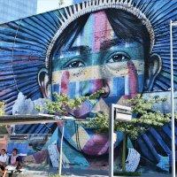 Граффити в Рио. :: Елена Савчук