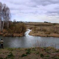 Весенняя рыбалка :: Нэля Лысенко