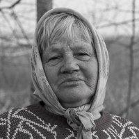 В каждой морщинке - целая жизнь! :: Сергей Коваленко